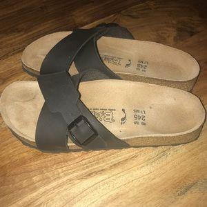 NWOT Birkenstocks Birki's Santos's Sandal!!